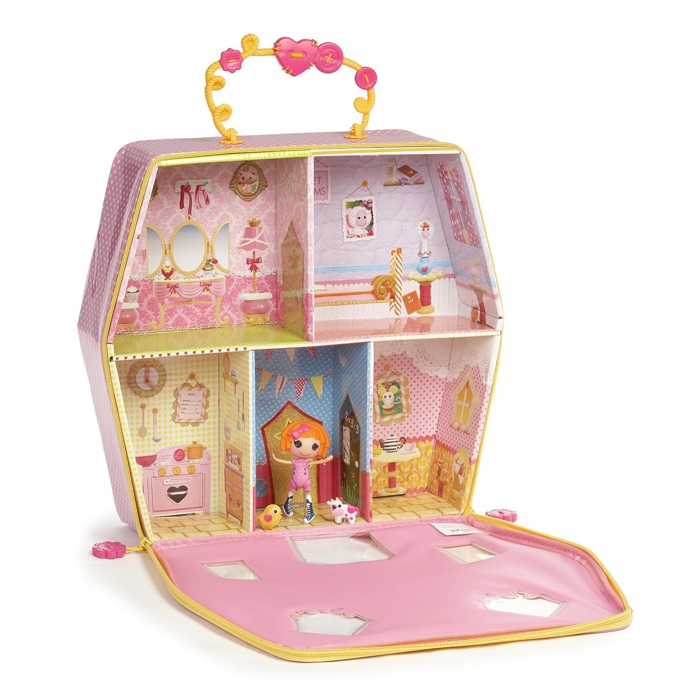 Как сделать для лалалупси маленький домик