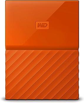 Western Digital WDBYFT0020BOR 2TB USB 3.0 Portable Hard Drive