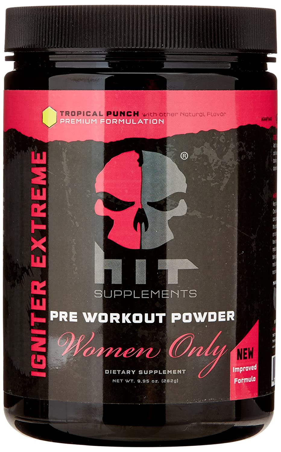 HIT Supplements Women Only Igniter Extreme Pre Workout