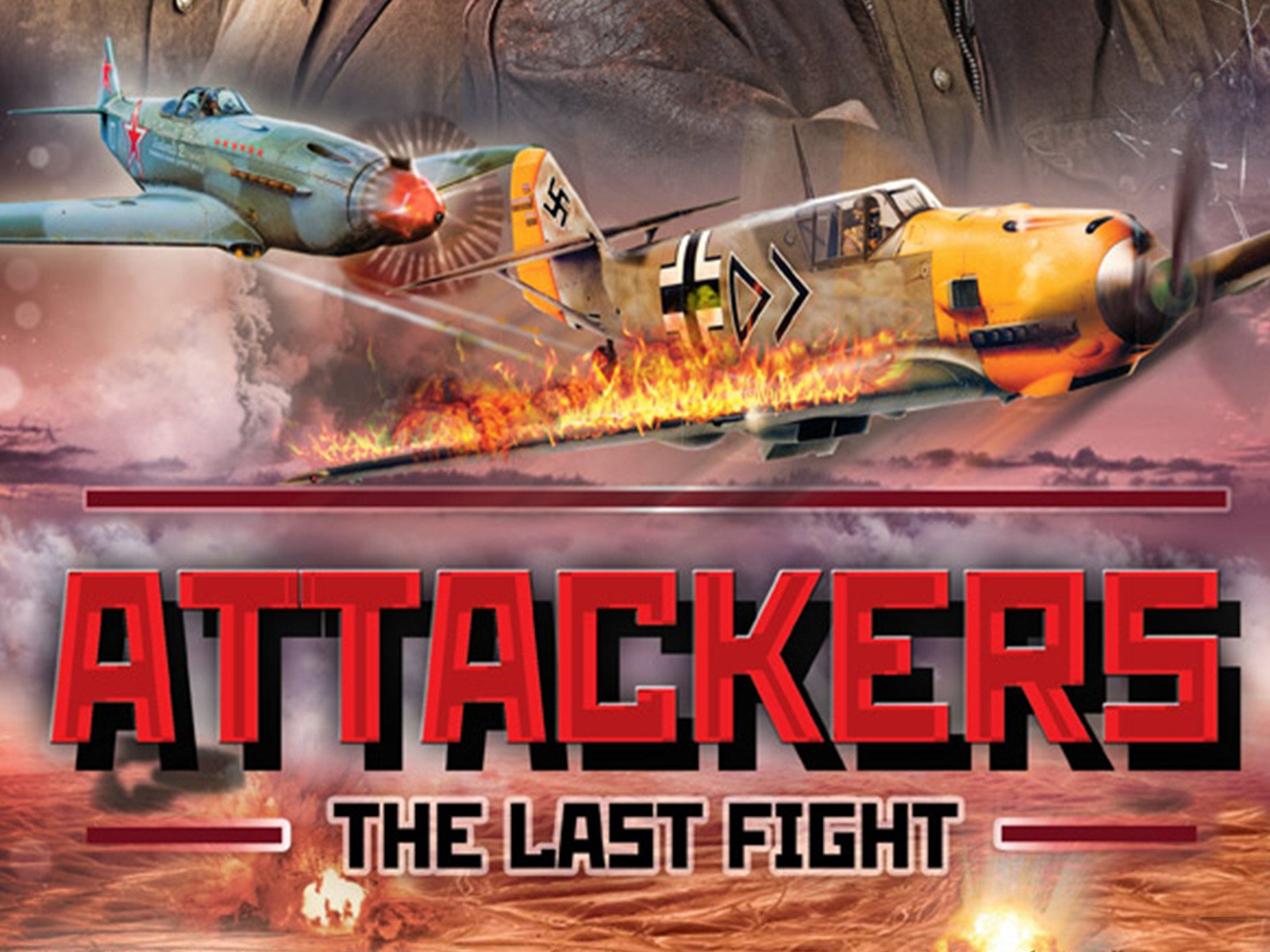 Attackers: The Last Flight - Season 1