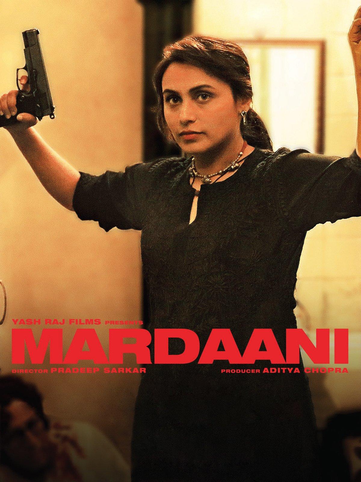 Mardaani on Amazon Prime Video UK