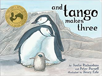 And Tango Makes Three (Classic Board Books) written by Justin Richardson