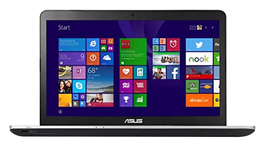 Asus N751JX-T4056T Notebook