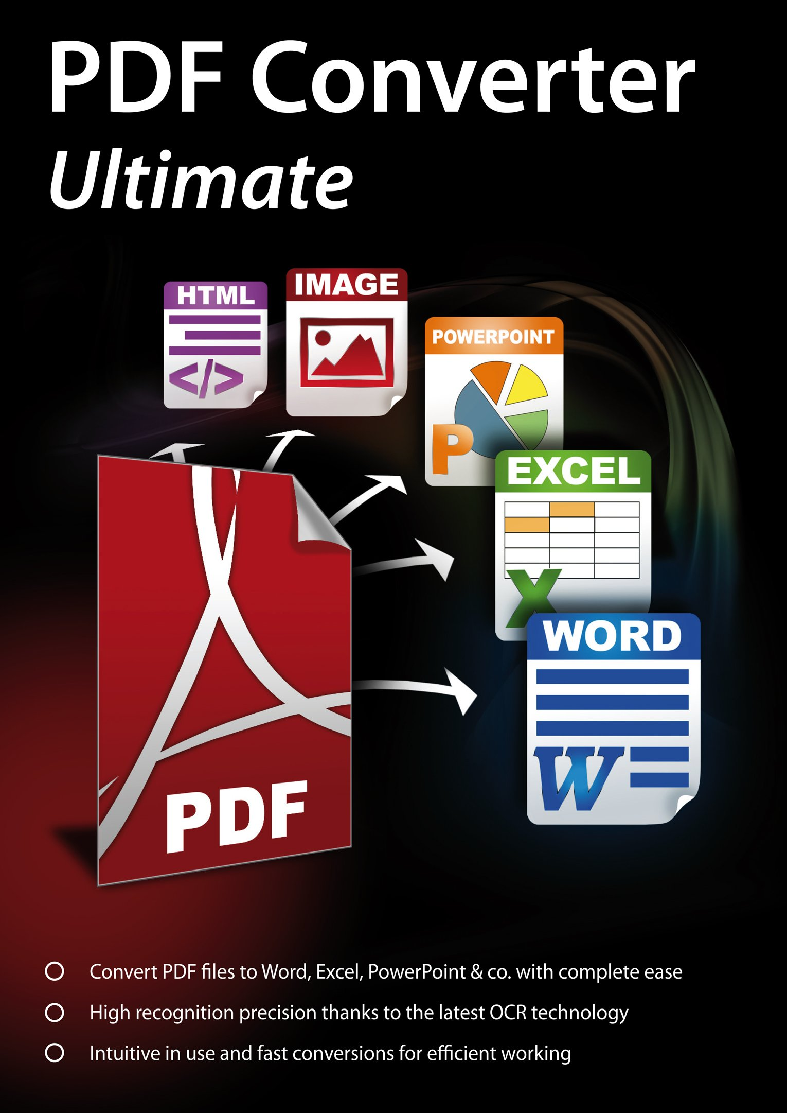 Convert PDF Word