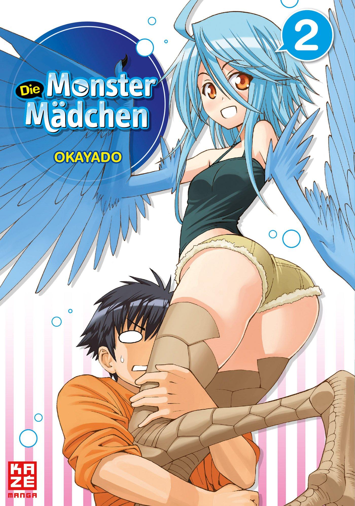 Die Monster Mädchen, Band 2