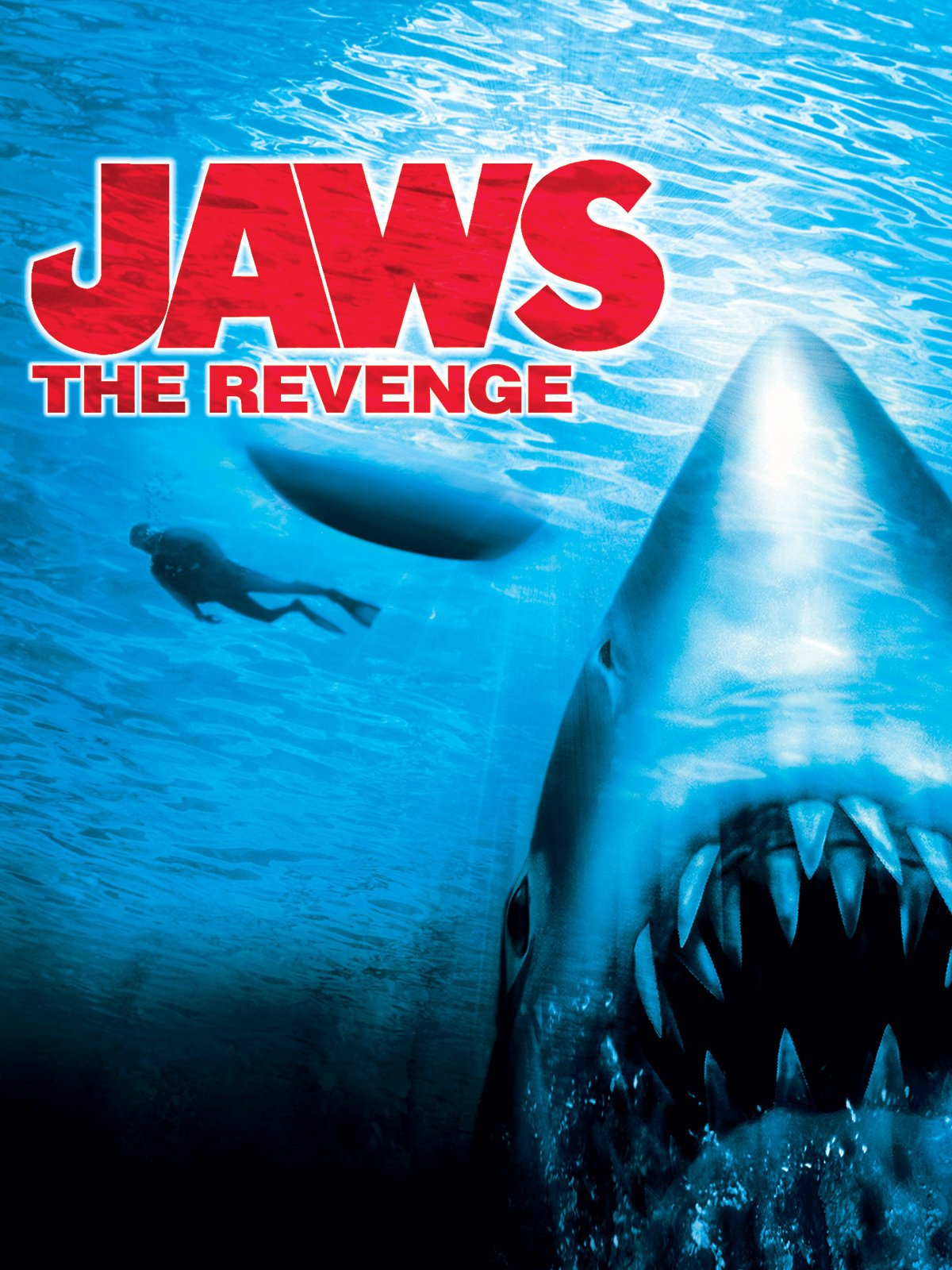 Jaws: The Revenge on Amazon Prime Instant Video UK