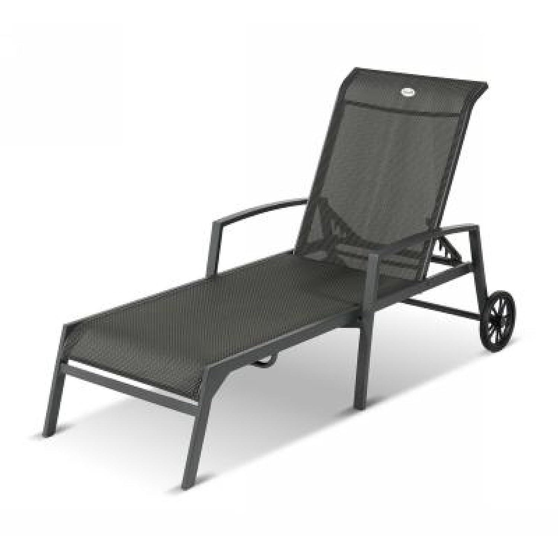 Hartman Fusion Lounger Sonnenliege Aluminium xerix 62261010 jetzt kaufen