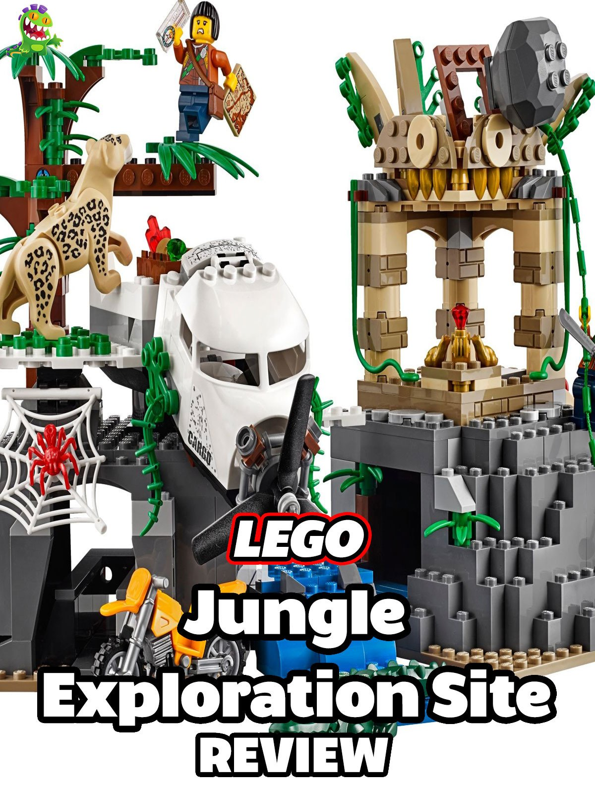 Clip: Lego Jungle Exploration Site Review