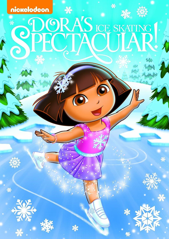 http://www.amazon.com/Dora-Explorer-Doras-Skating-Spectacular/dp/B00EC9UHXU/