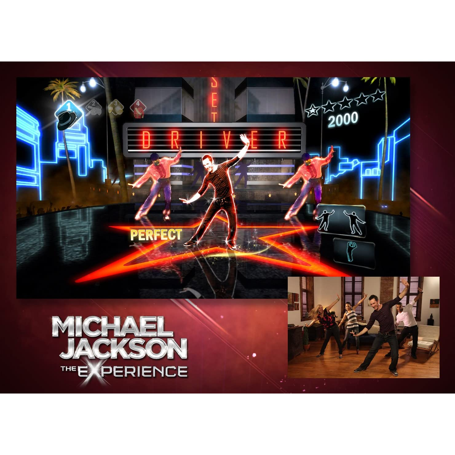 Online Game, Online Games, Video Game, Video Games, kinect, dance, fitness, michael Jackson, PS3, Playstation 3, Xbox 360, Nintendo, Wii, DS, Michael Jackson, Michael Jackson The Experience