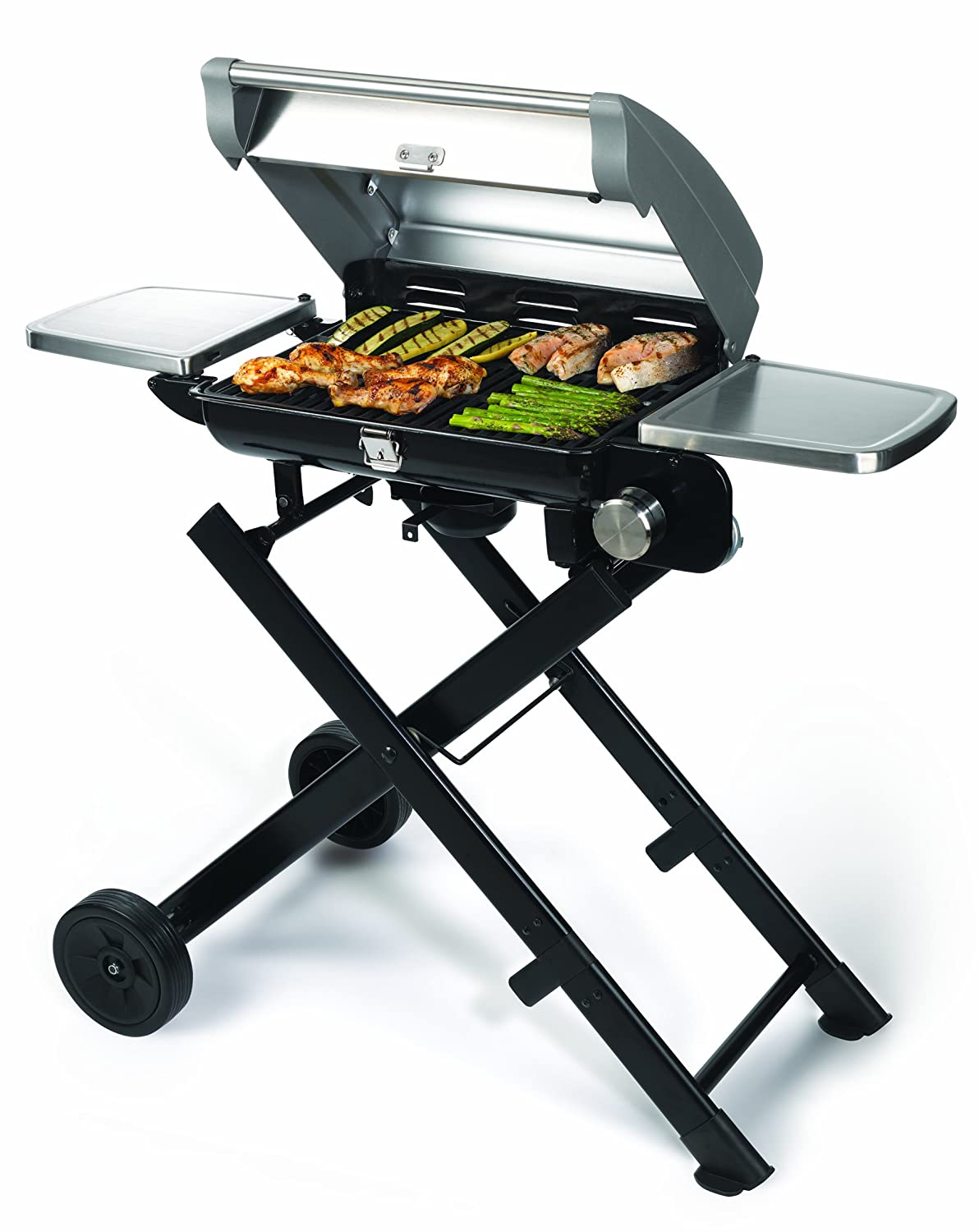 best portable gas grill for tailgating outsidemodern. Black Bedroom Furniture Sets. Home Design Ideas