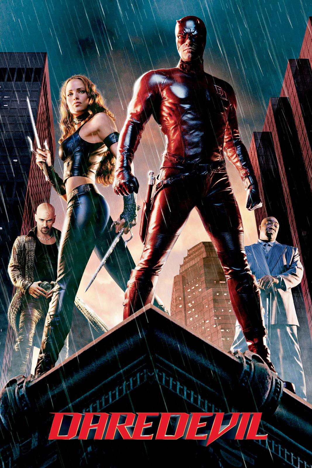 Daredevil on Amazon Prime Instant Video UK