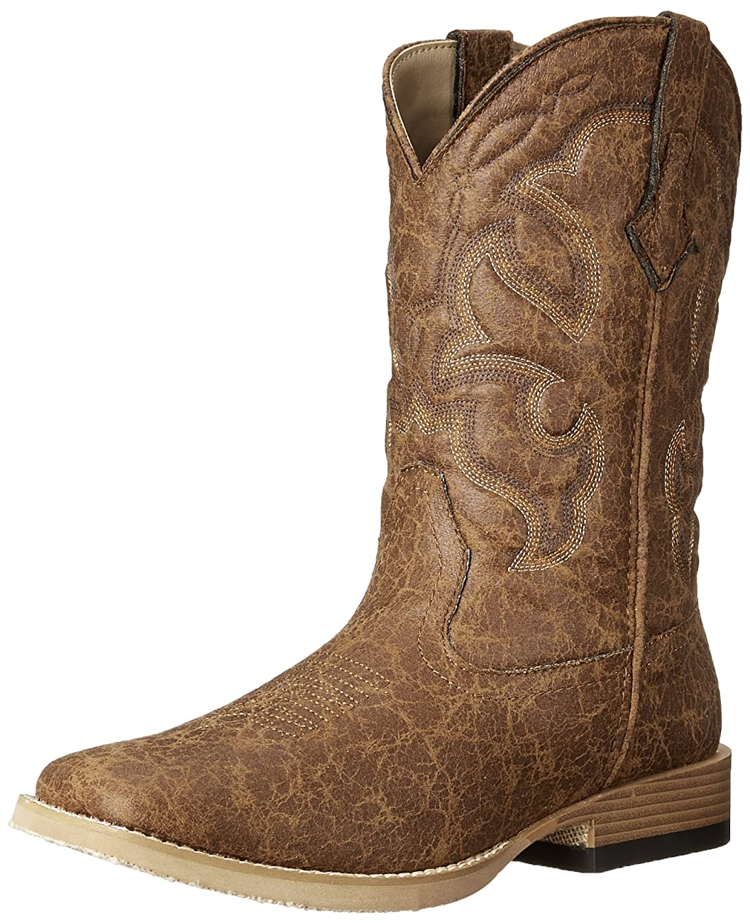 Roper Men's Vintage Square Toe Western Boot 0