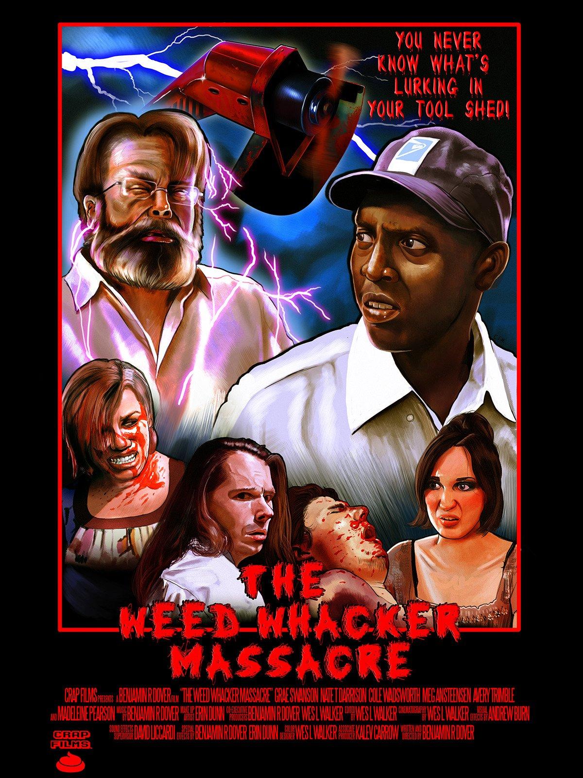 The Weed Whacker Massacre