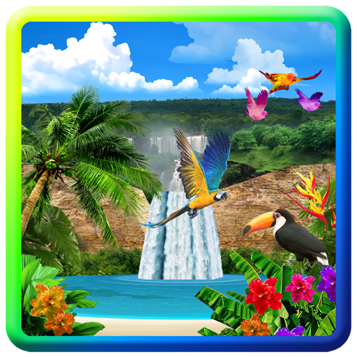 3d oasis live wallpaper tienda apps para android for 3d wallpaper for home amazon