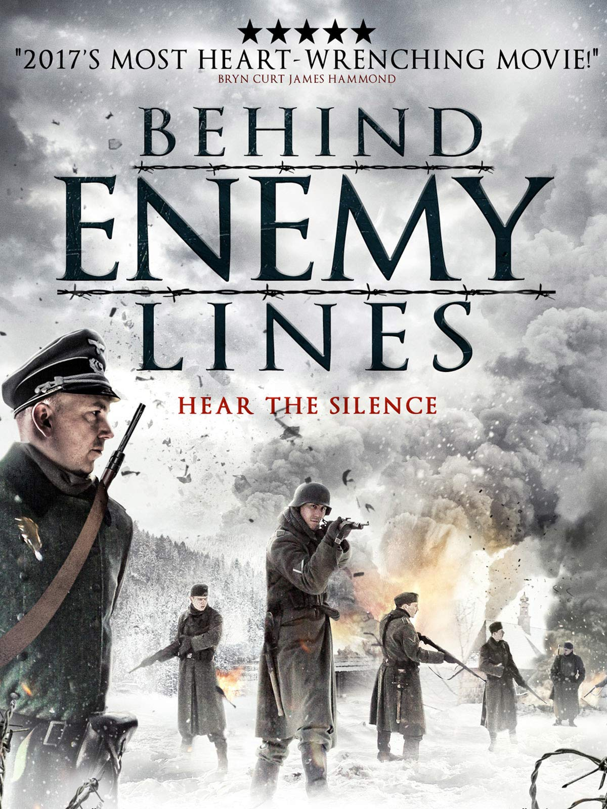 Behind Enemy Lines on Amazon Prime Video UK