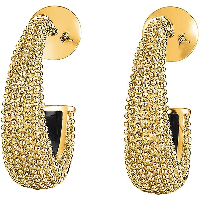 Joop Damen-Creolen Silber vergoldet teilvergoldet – JPER90243B000 günstig bestellen