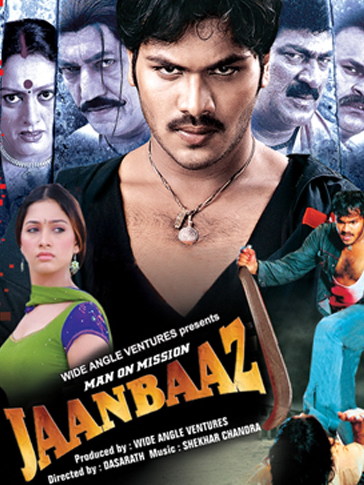 Man on Mission Jaanbaaz