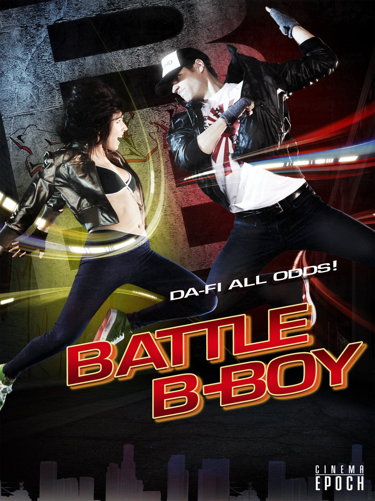 Battle B Boy