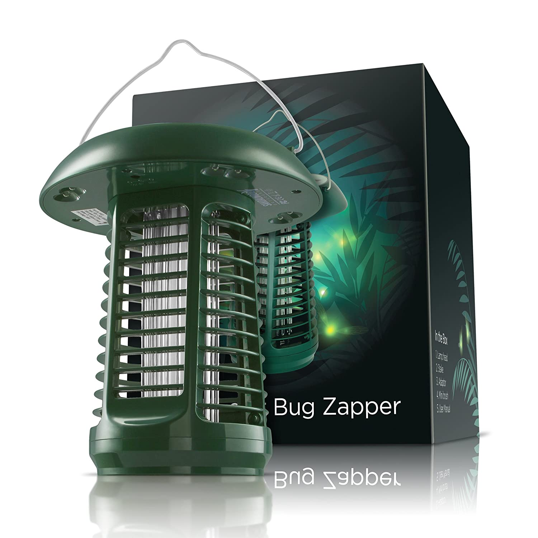 Solar-Powered UV Bug Zapper NK63 Reviews - Do it Works? - Best ...