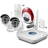 Swann 4-Ch. Wireless Security System