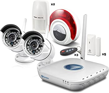 Swann 4-Ch. Wireless Security System