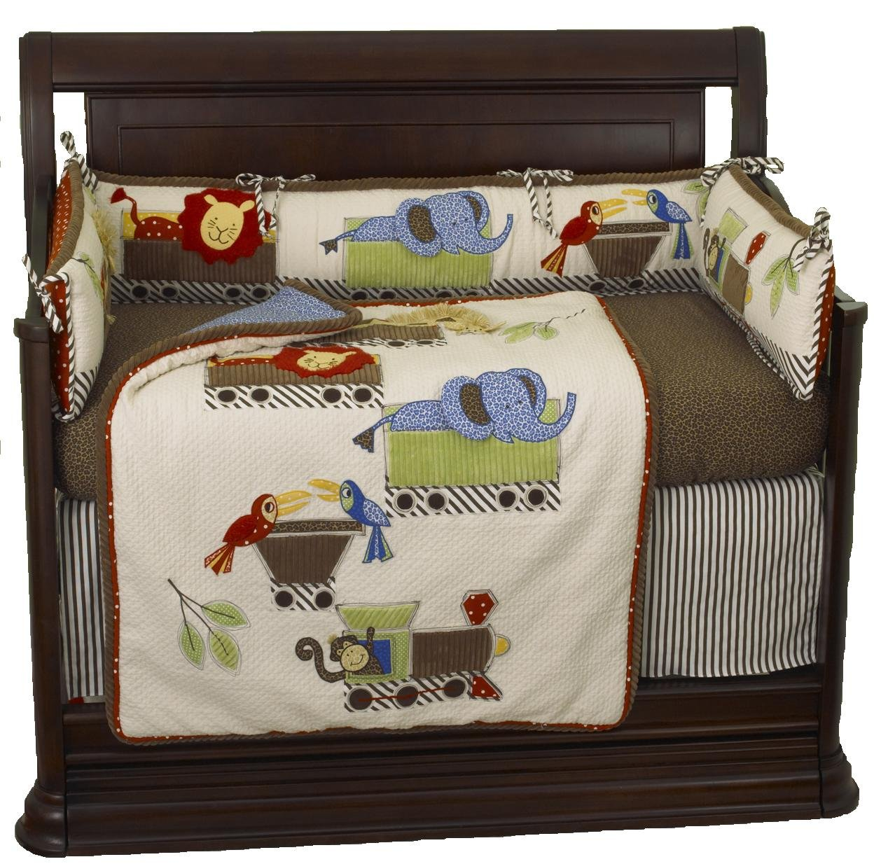 Cotton Tale Animal Tracks Crib Bedding Baby Bedding And Accessories