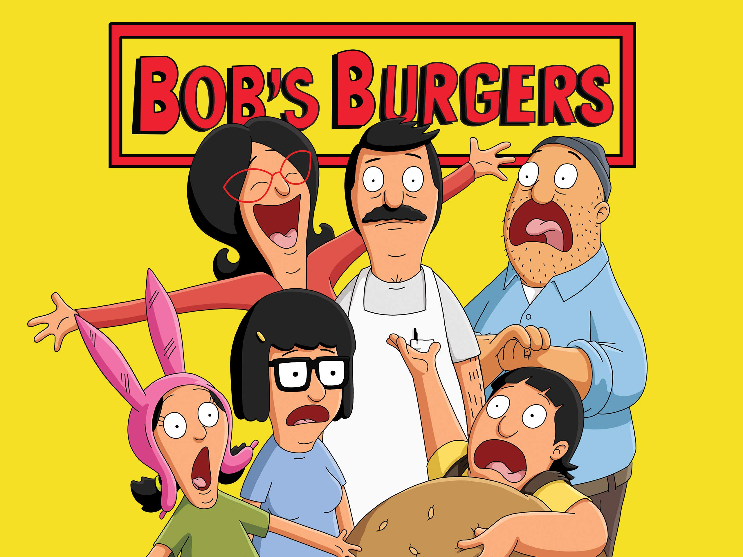 Bob's Burgers Season 9 on Amazon Prime Video UK