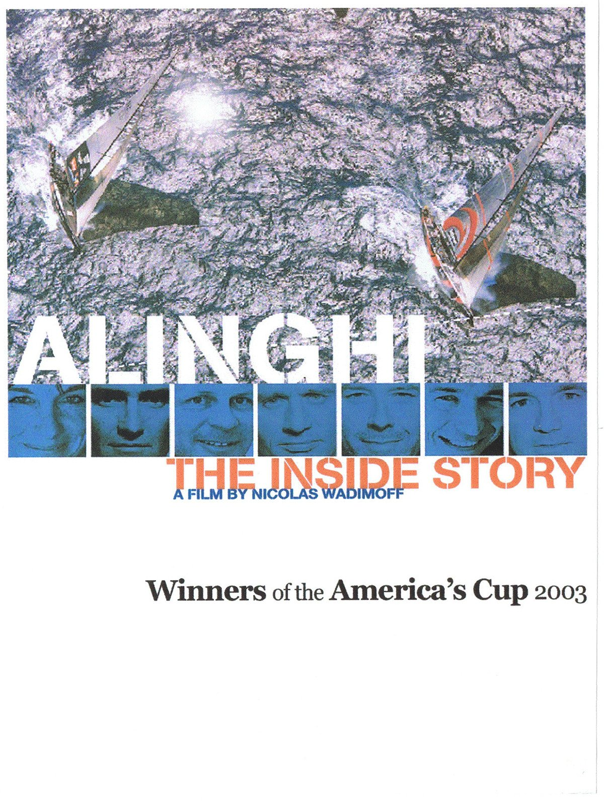 Alinghi The Inside Story