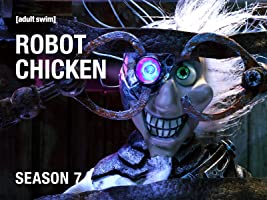 Robot Chicken Season 7 [HD]