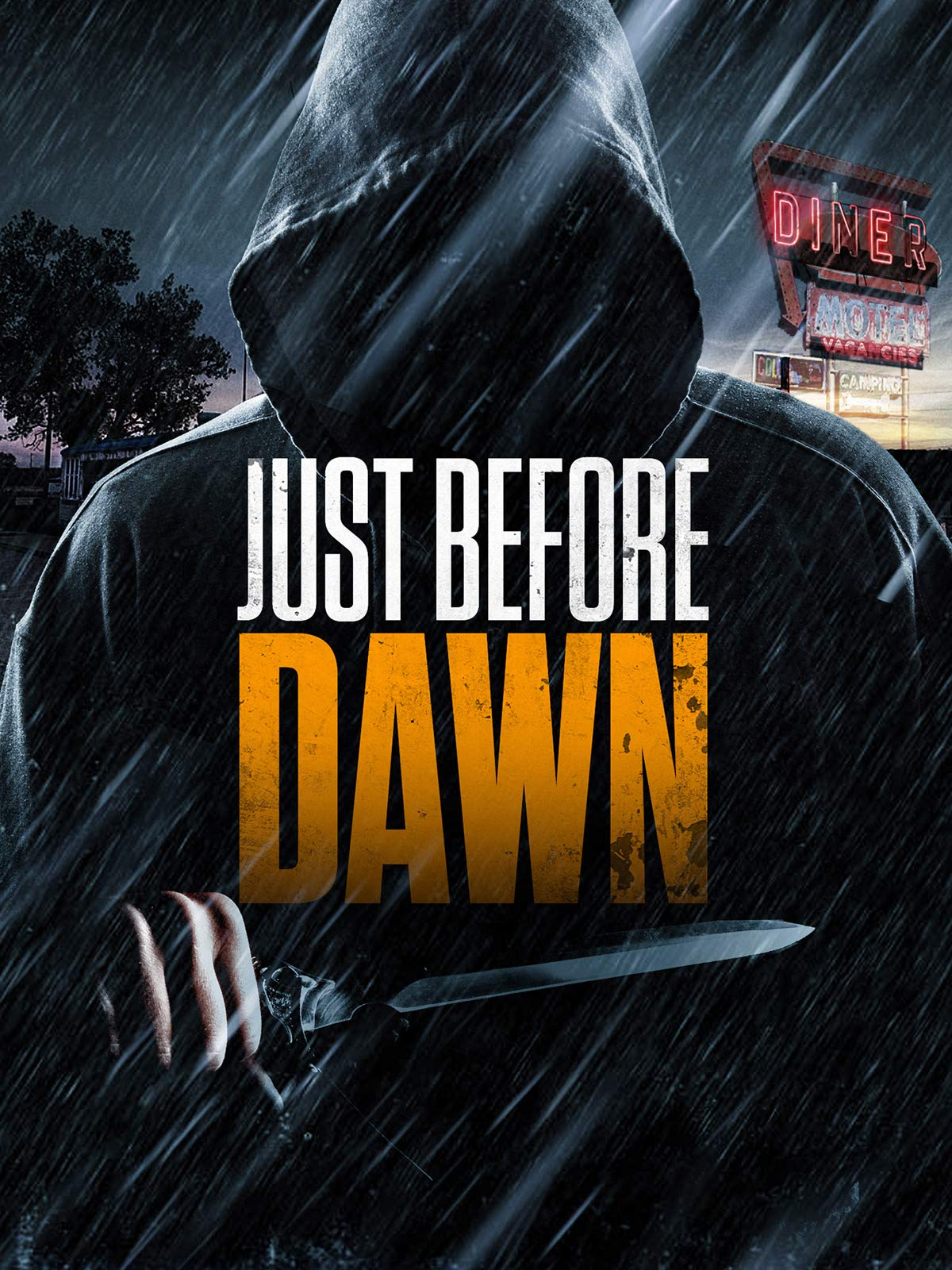 Just Before Dawn on Amazon Prime Video UK