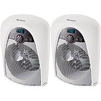 2-Pack Holmes Bathroom Safe Heater