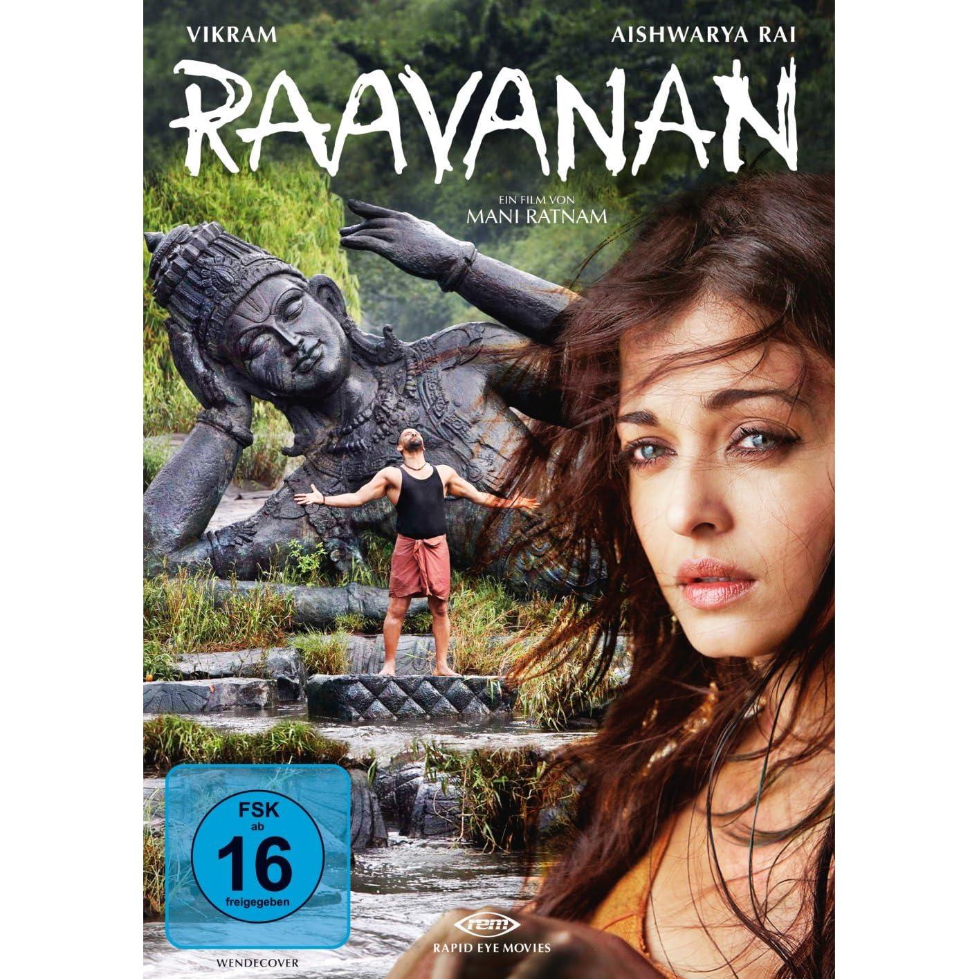 Raavan / Raavanan (2010) 81SrN-idHpL._AA1415_