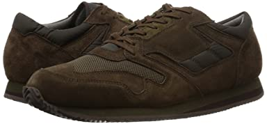 British Trainer 1800FS: Brown / Olive