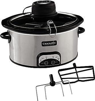 Crock-Pot 6-Qt. Digital Slow Cooker