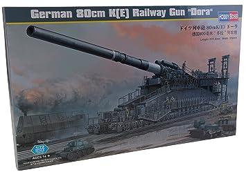 Railways Gun Dora