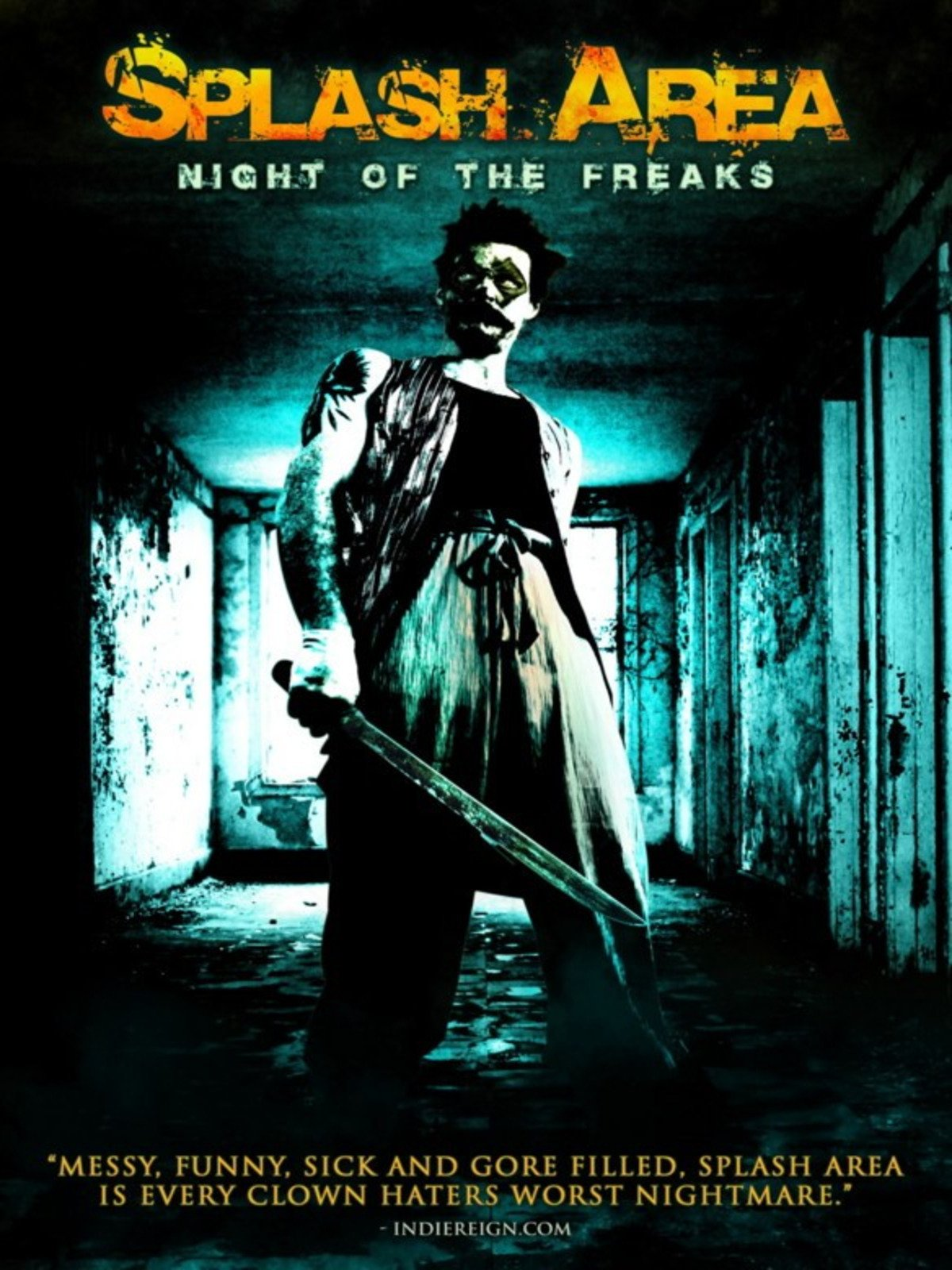 Splash Area: Night of the Freaks on Amazon Prime Instant Video UK