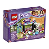 LEGO Friends Amusement Park Arcade 41127 Popular Kids Toy (Color: White, Tamaño: One Size)