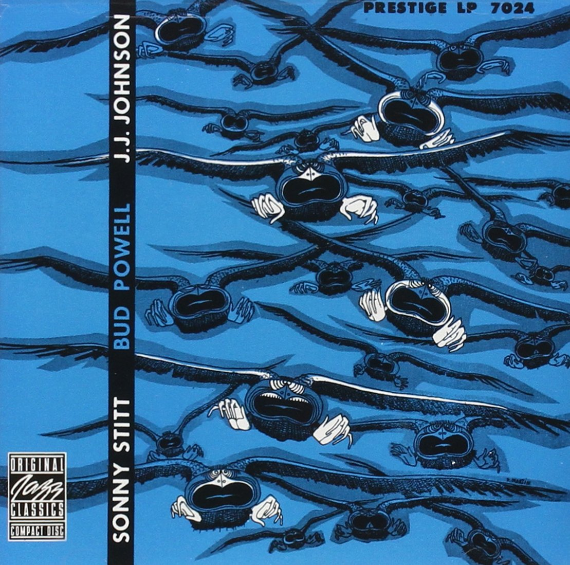 Sonny Stitt / Bud Powell / J.J.Johnson