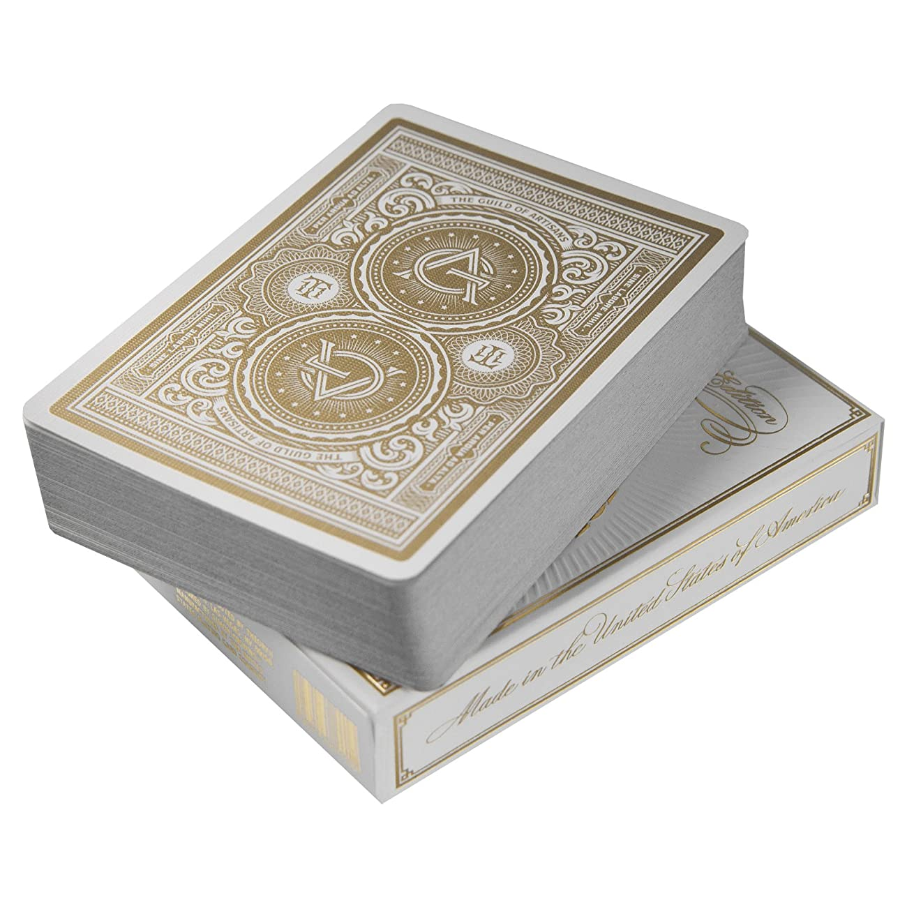 Artisan Playing Cards (White) 2