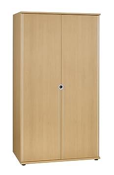 2-Doors Wardrobe