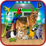 Pet Home Van Delivery