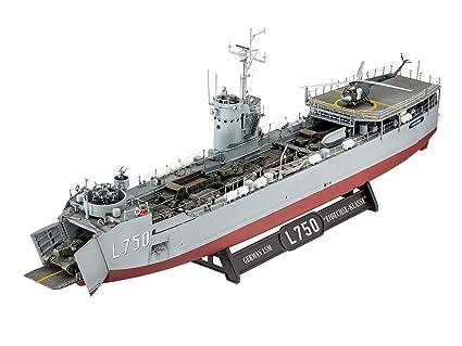 Revell - 05139 - Bateau German LSM Eidechse-Class