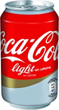 Comprar Coca-Cola Light - Sin Cafeína, 33 cl