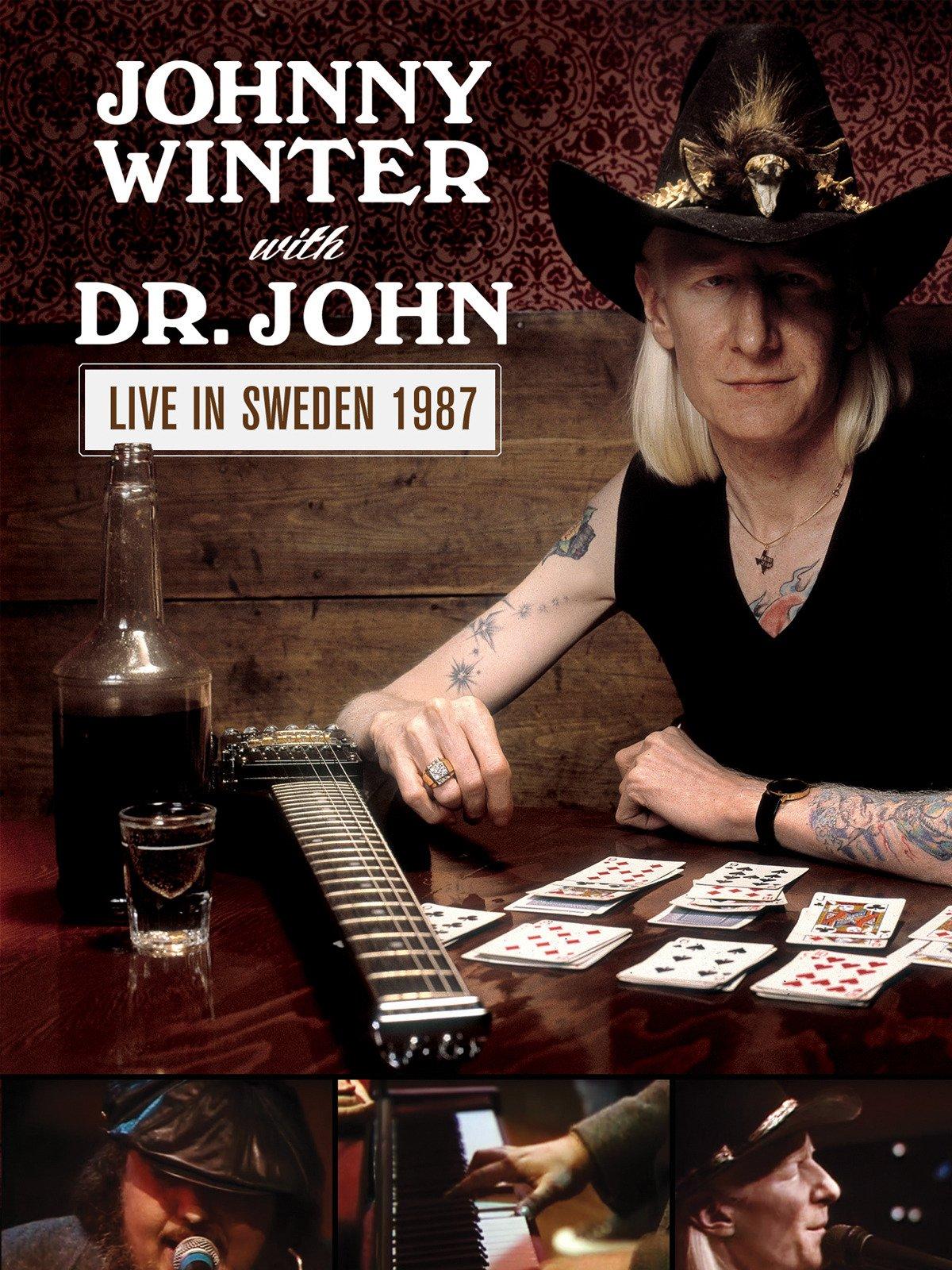 Johnny Winter & Dr. John