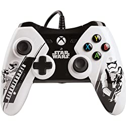 Power A Star Wars: The Force Awakens Stormtrooper Wired Controller for Xbox One (White/Black)