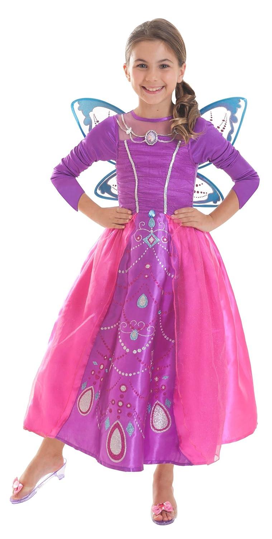 Barbie™ Feenprinzessin-Kostüm für Mädchen – 3-5 Jahre als Weihnachtsgeschenk