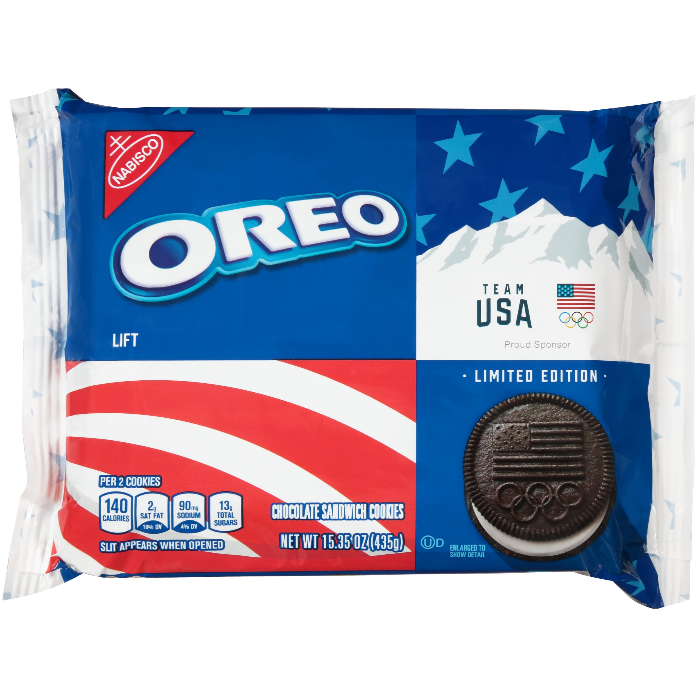 Team USA Oreo Cookies