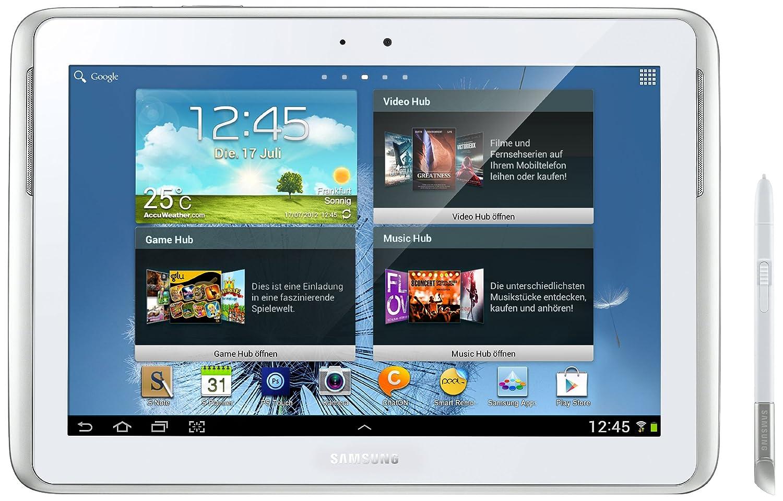 Samsung Galaxy Note 10.1 GT-N8000ZWADBT