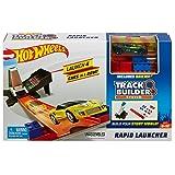 Hot Wheels Track Builder Rapid Launcher Playset (Color: Multicolor)